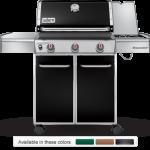 Weber Genesis E 320 gas grill