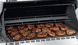 weber genesis e320 propane gas grill bbq 35 burgers