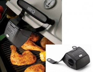 weber q320 gas grill handle light