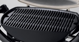 weber q 100 cast iron grate cooking area