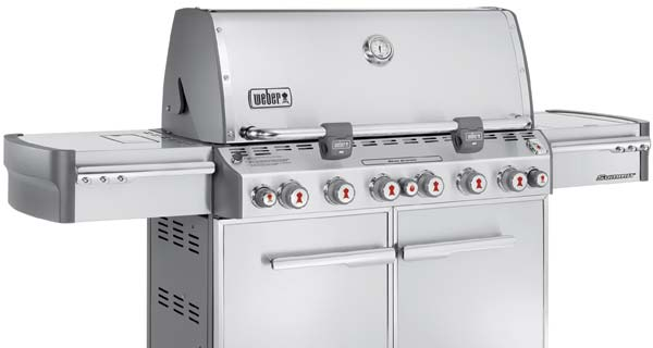 Weber Summit S 670 Gas Grill Review S670 Best On Sale