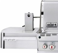 weber summit s 670 tuck away rotisserie