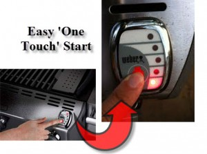 S470 One Touch Start Button